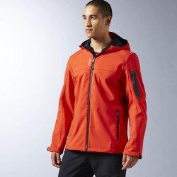 Куртка ветрозащитная Mens FM SOFTSHELL JKT Reebok AO4436