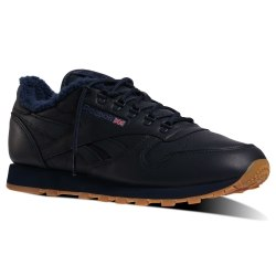 Кроссовки Mens CL LEATHER SHERPA TS Reebok BD2922