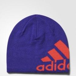 Шапка Adidas KNIT LOGO BEAN Adidas AA2117