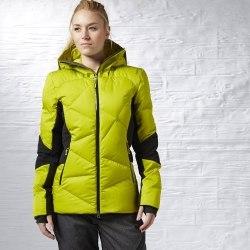 Куртка-пуховик Reebok Womens RDZ DOWN JKT Reebok AA1565
