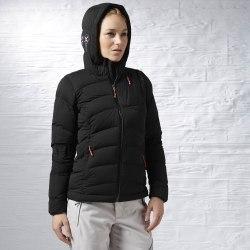 Куртка-пуховик Reebok Womens RDZ DOWN SHORT JKT Reebok AB5016