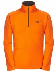 Флис The North Face Mens M 100 GLACIER 1/4 Z TNF The North Face T0A6KZ-V0W