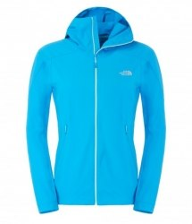 Куртка-софтшел The North Face Womens W DIODE HOODIE The North Face T0CFG9-V8V