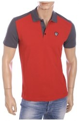 Поло Armani Mens MAN'S KNIT POLO'17 Armani 273899-6P276-00173