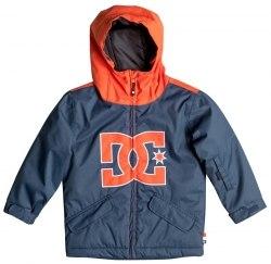 Куртка DC горнолыжная Kids 7 CRITTER Toddler K SNJT DC EDKTJ03002-BSN0