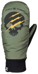 Варежки DC для сноуборда 7 FLAG mitt M MTTN DC EDYHN03019-GPH0
