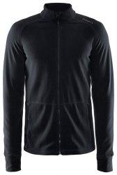 Толстовка Craft Craft Full Zip Micro Fleece Jacket M Men`s Craft 1904593-9999