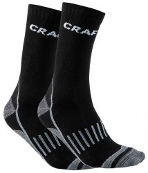 Носки Craft CRAFT Warm Training 2-Pack Sock Craft 1903430-2999