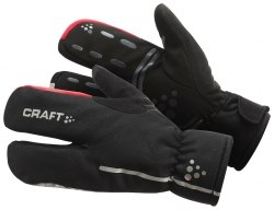 Велоперчатки Craft CRAFT Bike Thermal Split Finger glove Craft 1901624-9430