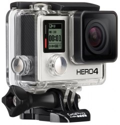 Камера GoPro GoPro BLACK HERO4 GoPro CHDHX-401-FR