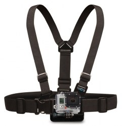 Крепление GoPro Jr. Chesty: Chest Harness NEW GoPro ACHMJ-301