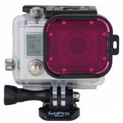 Фильтр GoPro Polar Pro Cube Magenta Filter GoPro C1015