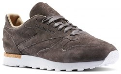 Кроссовки Reebok CL LEATHER LST Mens Reebok BD1903
