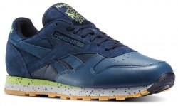 Кроссовки Reebok CL LEATHER SM Mens Reebok BD1927