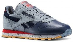 Кроссовки Reebok CL LEATHER SM Mens Reebok BD1928