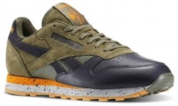 Кроссовки Reebok CL LEATHER SM Mens Reebok BD1929