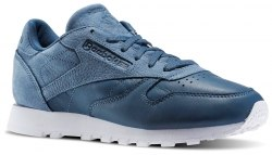 Кроссовки Reebok CL LTHR SEA YOU LATER Womens Reebok BD3108
