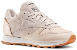 Кроссовки Reebok CL LTHR GOLDEN NEUTRALS Womens Reebok BD3744