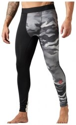Компрессионные Reebok леггинсы SPRAY CAMO COMP TIGHT Mens Reebok BK3982