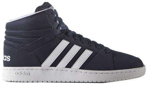 Кроссовки VS HOOPS MID Mens Adidas F99532