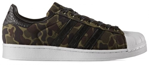 Кроссовки SUPERSTAR Mens Adidas BB2774