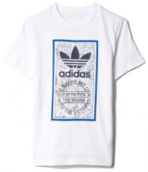 Футболка J GRAPHIC TEE Kids Adidas BK6217 (последний размер)