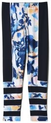Леггинсы Adidas J EQT AOP LEGG Kids Adidas BJ8553