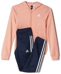 Костюм спортивный YG HOOD PES TS Kids Adidas BS2151