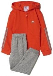 Костюм спортивный I SP FZH JOG FT Kids Adidas BR1077