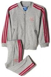 Костюм Adidas спортивный I TRF FT SST Kids Adidas BK4630