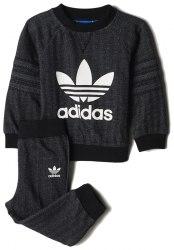Костюм Adidas спортивный I TRF FT CREW Kids Adidas BK5749