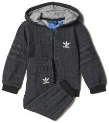 Костюм Adidas спортивный I TRF FT HFL Kids Adidas BK5750