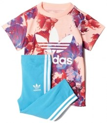 Костюм Adidas спортивный I AQUA LEGSET Kids Adidas BK5755