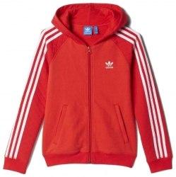 Толстовка Adidas J FL EN HOOD G Kids Adidas S96053