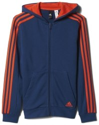 Джемпер Adidas YB 3S FZ HOOD Kids Adidas BQ2819