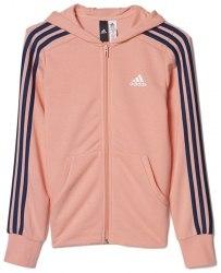 Толстовка Adidas YG 3S FZ HD Kids Adidas BS2101