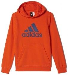 Толстовка Adidas YB LOGO HOOD Kids Adidas BS2158