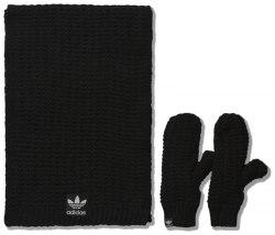 Комплект (варежки+шарф) SCARF+GLOVE Womens Adidas AB2992