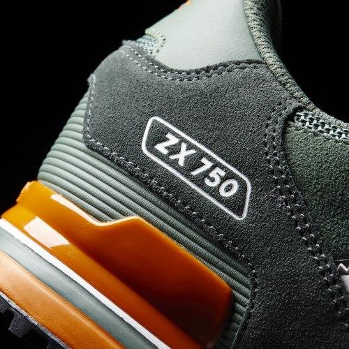 Кроссовки мужские ZX 750 Adidas BB1221 (последний размер)
