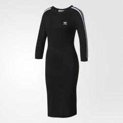 Платье женское 3 STRIPES DRESS Adidas BK2334