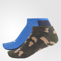 Носки 2 пары LINER CAMO 2PP Adidas BK5838