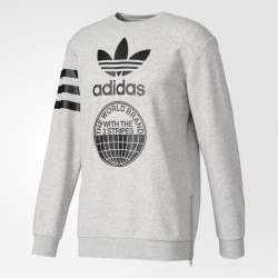 Джемпер мужской STREET GRAPH CR Adidas BP8914