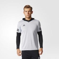 Комплект: футболка и лонгслив для бега TANF JSY BL SET Adidas B47657 (последний размер)