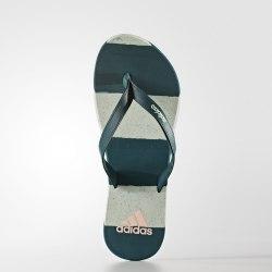 Сланцы женские eezay striped marble W Adidas BA8814
