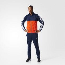 Костюм спортивный мужской BACK2BAS 3S TS Adidas BK4090