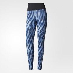 Леггинсы женские LONG T HR Q1AOP Adidas BQ2110