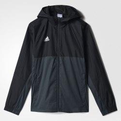 Куртка для бега детская TIRO17 RN JKT Y Adidas AY2888