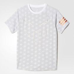 Футболка детская YB MESSI P TEE Adidas BJ8466