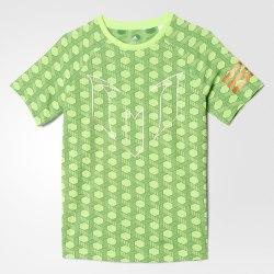 Футболка детская YB MESSI P TEE Adidas BJ8467