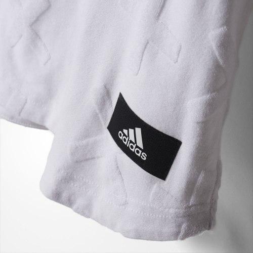 Футболка детская YG ID BOXY TEE Adidas BJ8474